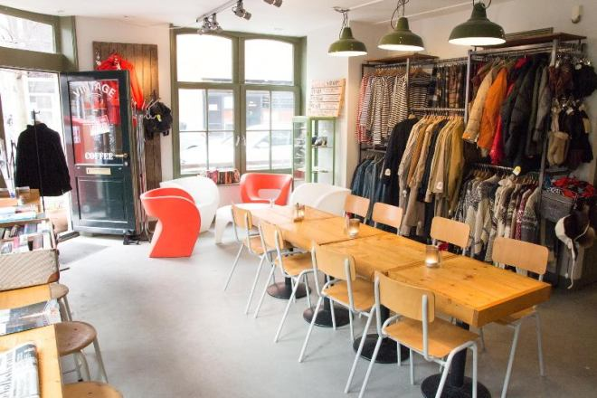 Amsterdam Shopping-Tipp: Vintage im Viertel de Pjip