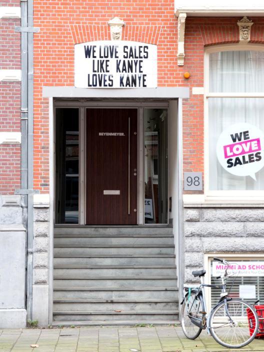 Das Viertel De Pjip in Amsterdam