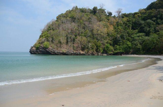 Strand Mo Lae auf Koh Tarutao