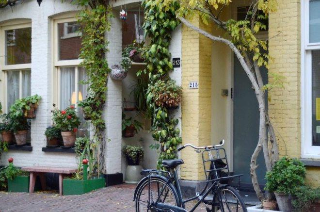 De Pijp Amsterdam - Spazieren im Studentenviertel