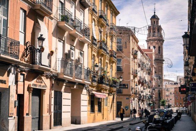 Valencia Highlight und Sightseeing Tipp: Viertel Russafa