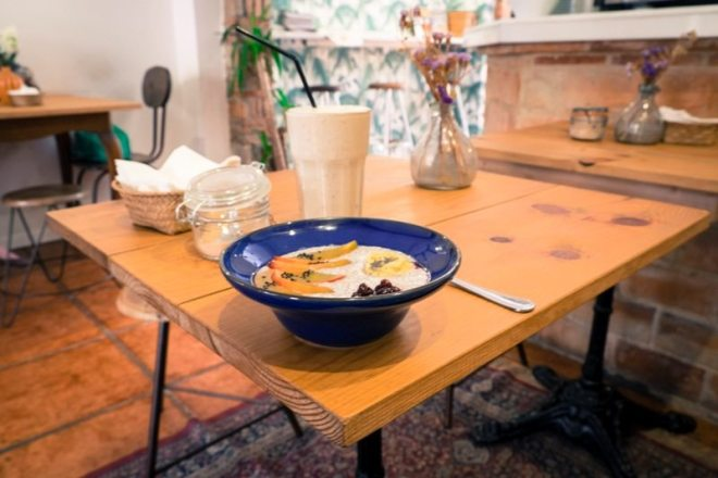 Valencia Essens-Tipp: Blue Bell Coffee