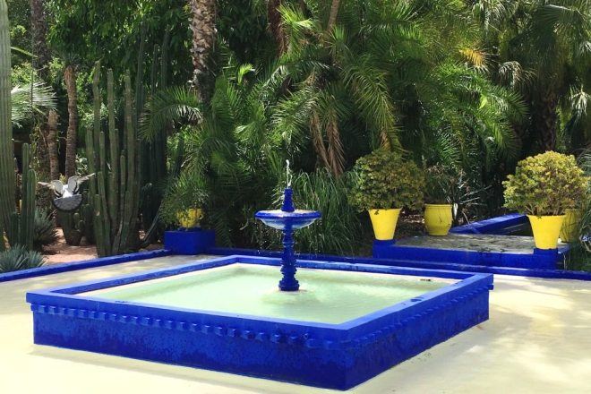 Marrakesch Highlight: Jardin de Majorelle