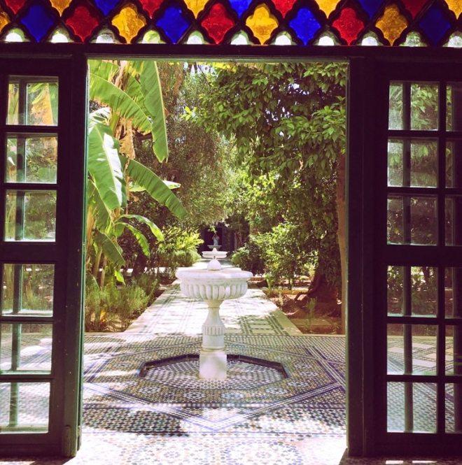 Marrakesch Highlight: Palais de la Bahia