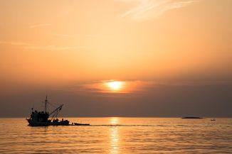 Sonnenuntergang in Rovinj - Kroatien-Tipp