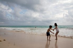 yucatan rundreise tipps tulum strand