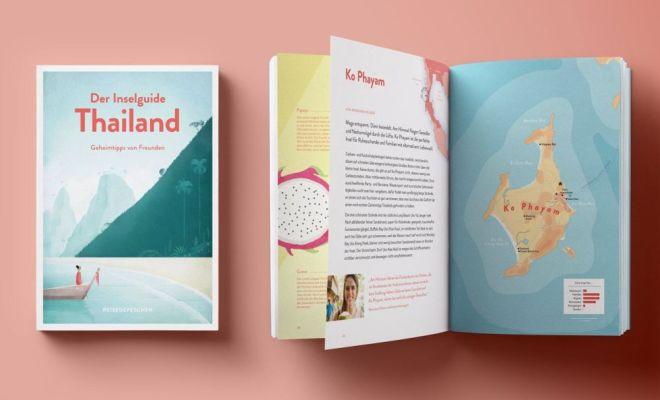 Reisedepeschen Verlag: Thailand der Inselguide