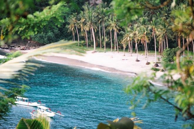 Nusa Penida ist ein echter Geheimtipp für eine Bali Rundreise auf eigene Faust - und hat schönste Strände