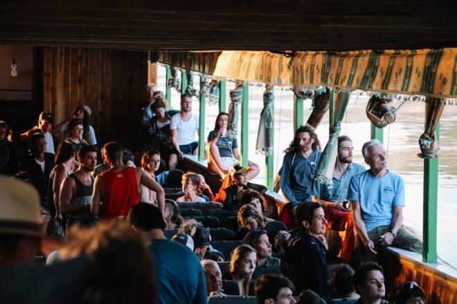 Laos Backpacking: Auf dem Slowboat nach Luang Prabang