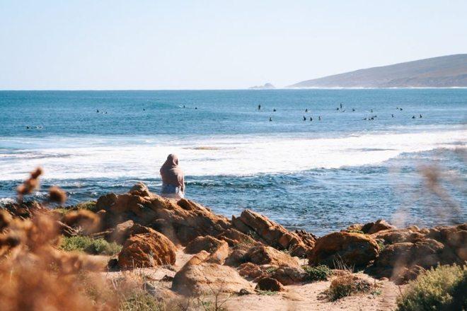 Surfers Paradise in Yallingup Western Australie