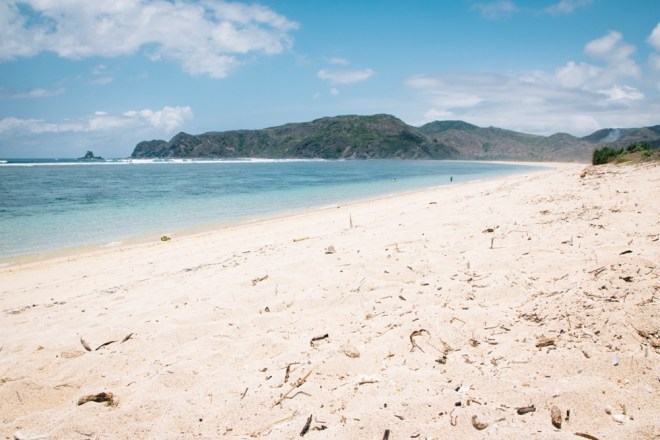 Lombok Kuta - Tampah Beach