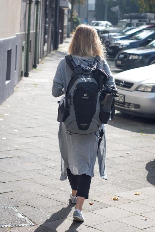 Weltreise Packliste für Frauen inklusive Rucksack Empfehlung Handgepäck