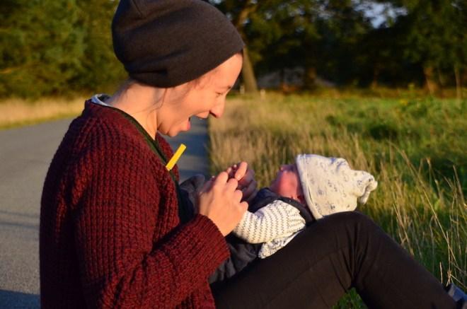 Unsere erste Reise mit unserem 2 Monate altem Baby ging ins Wendland