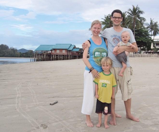 Wohin mit Baby reisen: 2 Monate auf Koh Samui Elternzeit genießen
