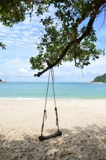 Unser Herzensort auf unserer Reise durch Malaysia: Coral Beach auf Pangkor