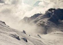 Mont Gelé efter stängning