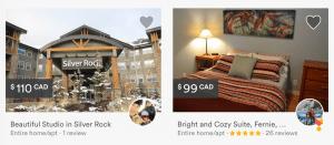 Fernie airbnb