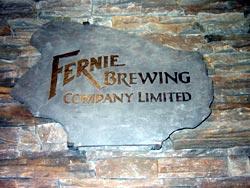 fernie brewery tour