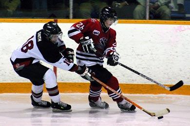 fernie ghostriders hockey