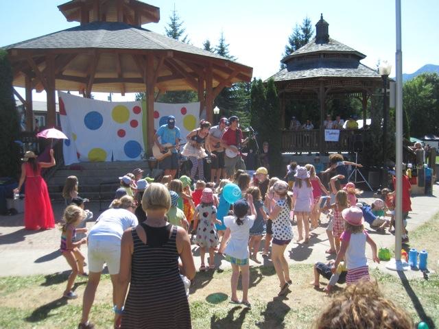Bibbity Bobbity Boo Children's Festival
