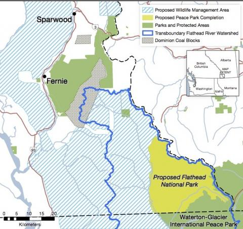Flathead River Valley Open for Coal Mining Despite Ban | Fernie com