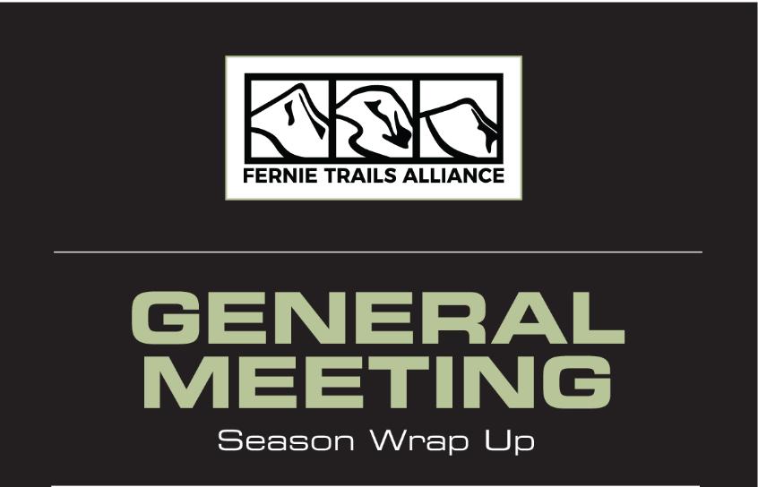 Fernie Trails Alliance General Meeting