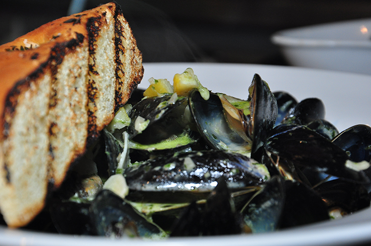 Livery mussels