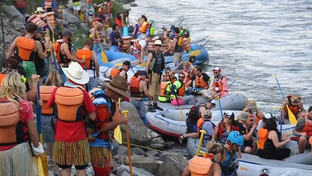 Fernie Raft Race