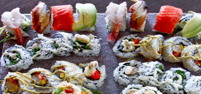 HEader sushi
