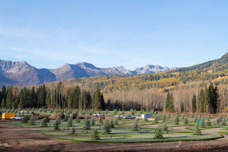 Fernie RV Resort - overview11