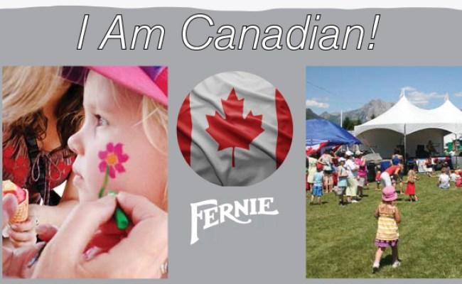 Fernie S Canada Day Celebrations Fernie Fernie Blogs