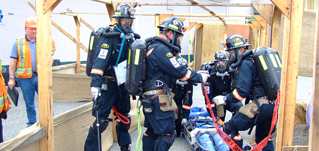 National Western Region Mine Rescue Competition