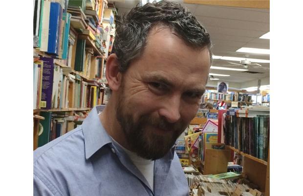 Booked! Author Adam Lewis Schroeder