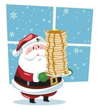 17th Annual Santa Claus Breakfast