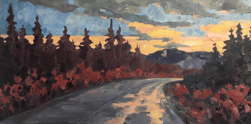 Backroads BC by Michael Hepher