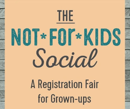 The Not For Kids Social