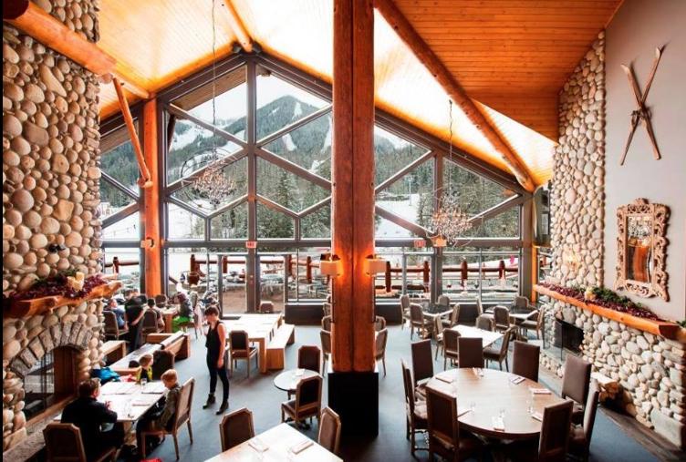 Cirque Restaurant Christmas Dinner Buffet