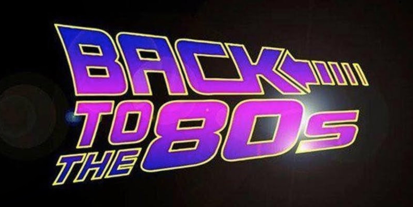 Back to the 80's Christmas Show