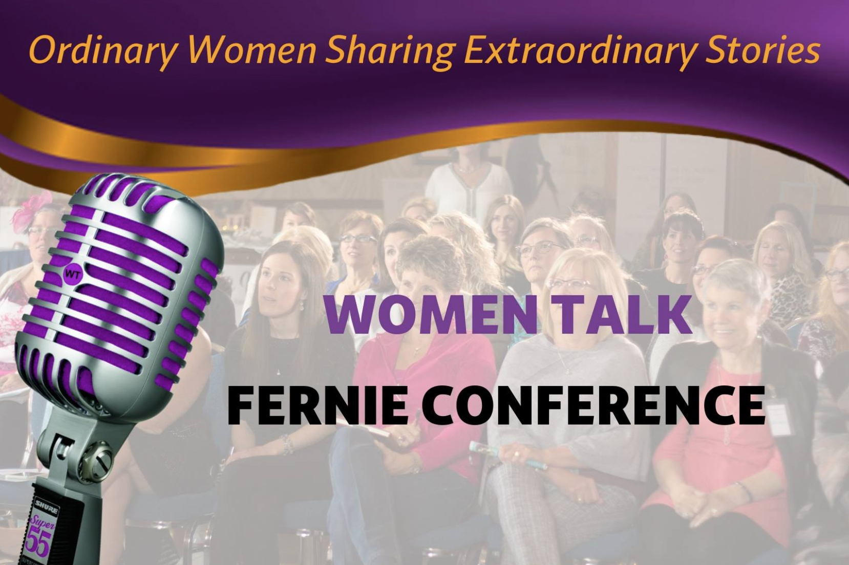 Women Talk Fernie Conference
