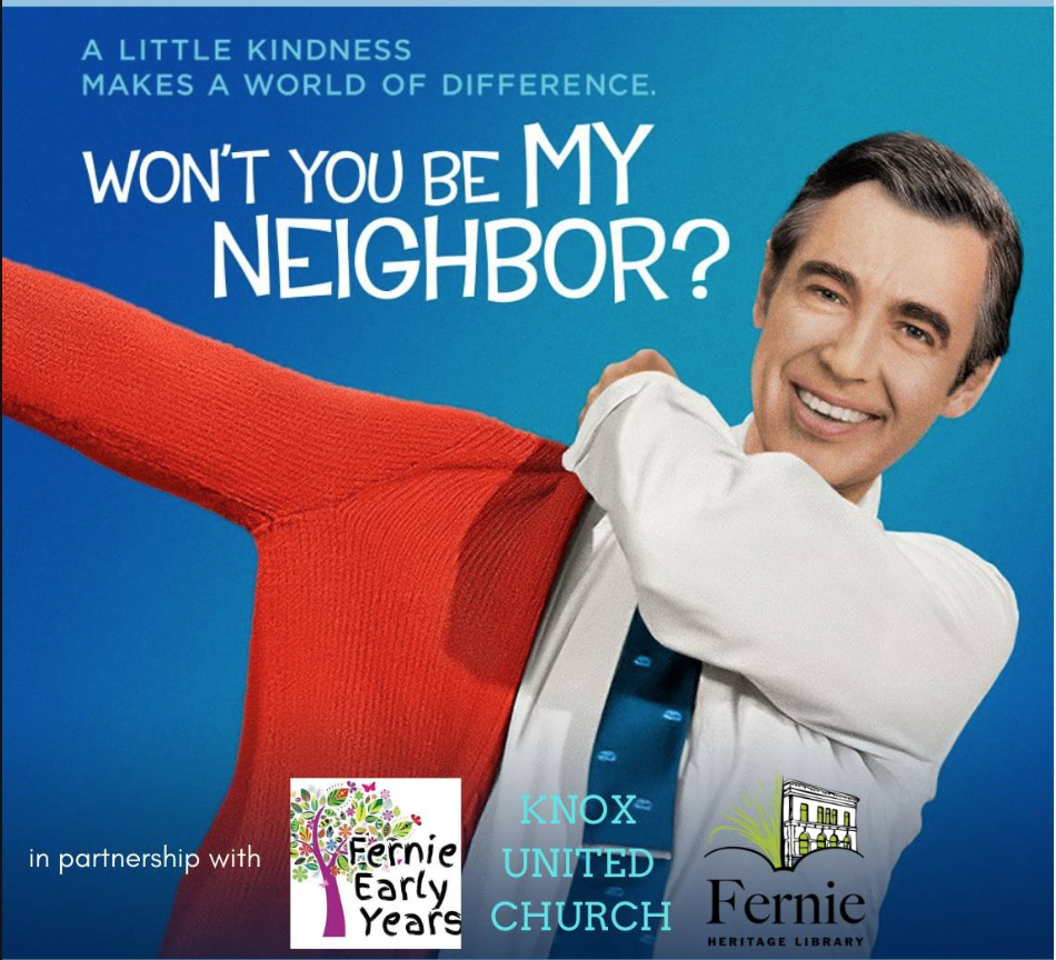 Won't you Be my Neighbour-Movie and Discussion