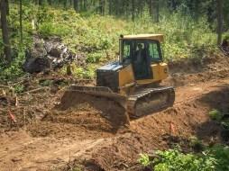 FErnie trail equipment