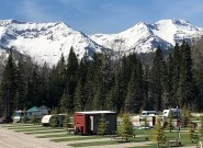 Fernie tiny homes views LR