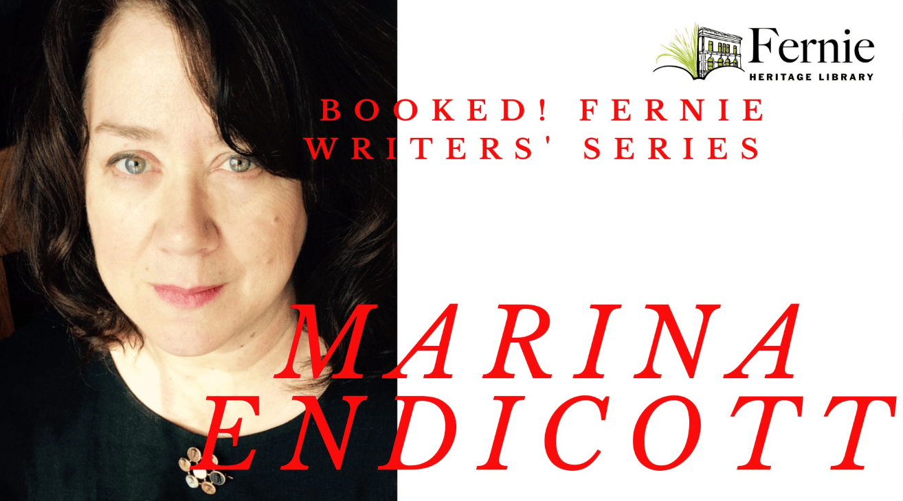 Booked -  Marina Endicott