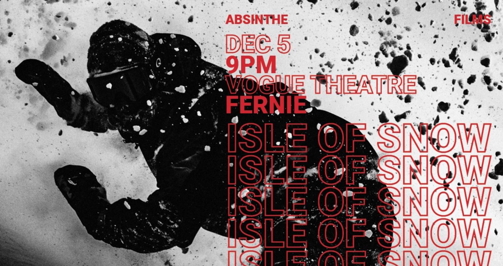 Absinthe Films Presents: Isle of Snow