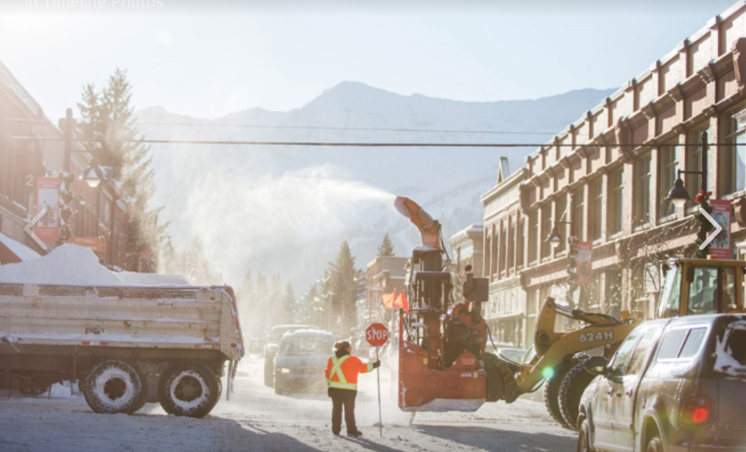 Fernie Snow and Ice Policy Public Open House