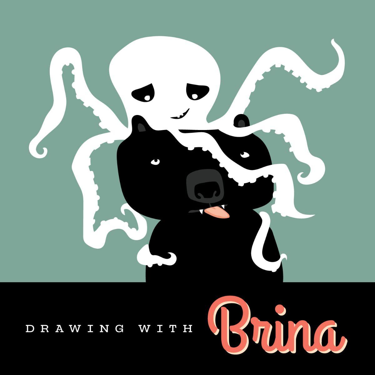 Drawing with Brina