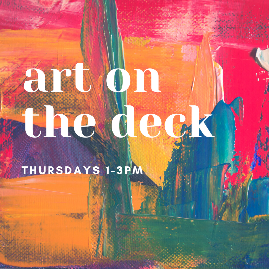 Art on the Deck