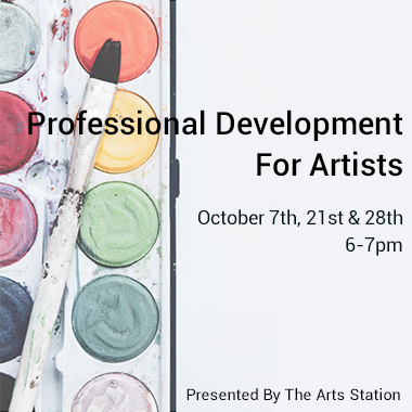 Professional Development For Artists
