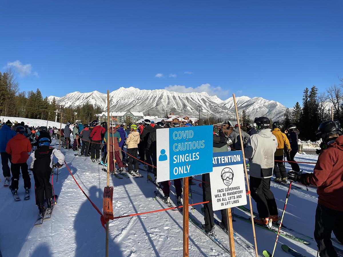 Fernie Alpine Resort Closing Day