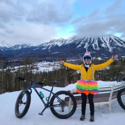 Fernie Fat Bike Day a Huge success